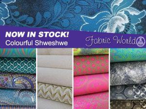 Colourful Shweshwe Fabric World