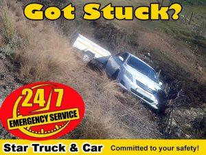 Got Stuck Star Truck Towing
