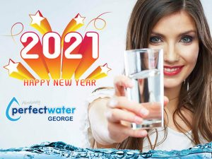 Perfect Water Happy New Year
