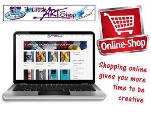 The Little Art Shop Online Shopping