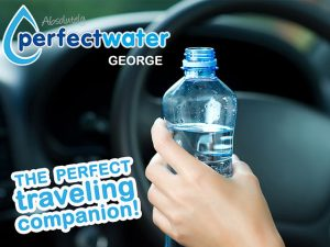 Travel safe stay hydrated APW