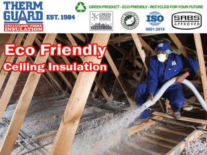 Thernguard Eco Friendly Ceiling Insulation George