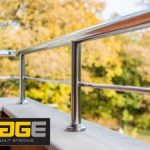 Cage Built Strong Balustrades