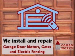 Combo Works Garage Door Motors