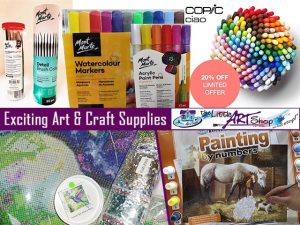 Exciting Art and Craft Supplies in George