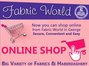 Fabric World George Online shopping