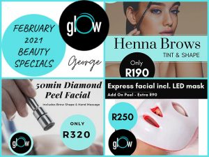 February Beauty Specials at Glow George