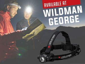 Ledlenser Headlamps at Wildman George