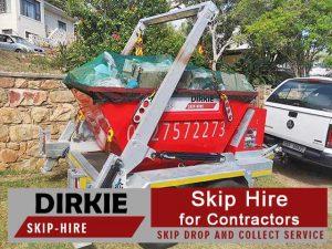 Skip Hire for Contractors