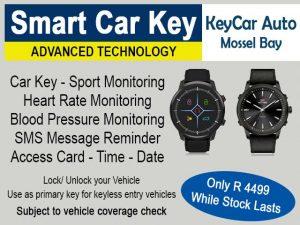 Smart Car Watch Keycar Auto Mossel Bay