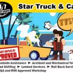 Star Truck and Car Need Roadside-Assistance Garden Route