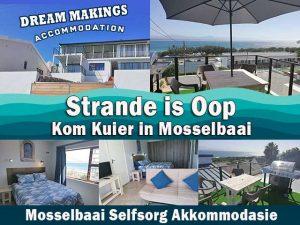 Mosselbaai Akkommodasie