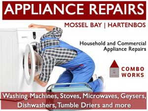 Appliance Repairs Combo Works Mossel Bay