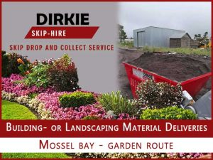 Building and Landscaping Materials Mossel Bay
