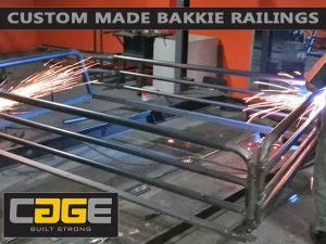 Cage Custom Made Bakkie Railings