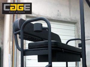 Custom Steel 4x4 Hunting Benches