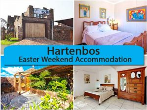 Hartenbos Easter Weekend Accommodation