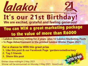 Win with Lalakoi