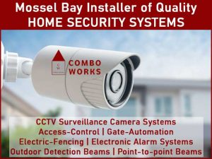Mossel Bay Home Security Systems Combo Works