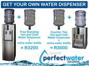 Get Your Dispenser from Perfect Water in George