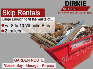 Mossel Bay Skip Rentals