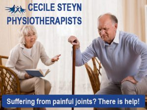 Cecile Steyn Physiotherapy Painful Joints