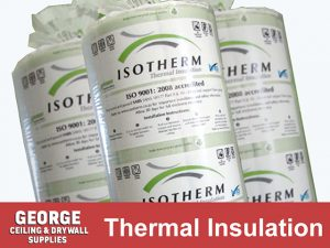 George CDS Isotherm Insulation