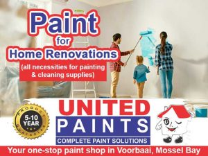 Paint for Home Renovations in Mossel Bay