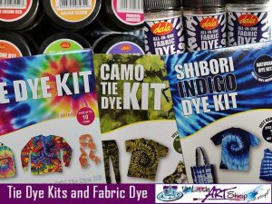 Tie Dye Kits Now Available in George