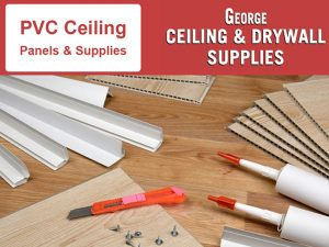 George Ceiling and Drywall Supplies PVC Ceiling