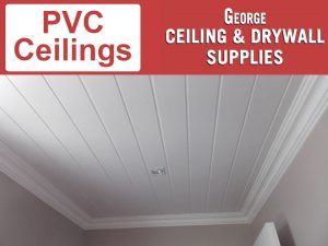 George Ceiling and Drywall Supplies PVC Ceilings