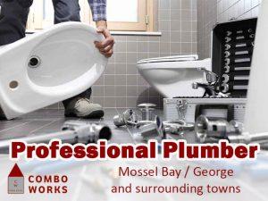 Mossel Bay Professional Plumbers Combo Works