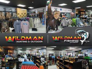 Wildman George New Shop