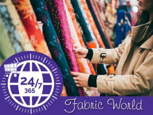 24 7 Online Shopping Fabric World George