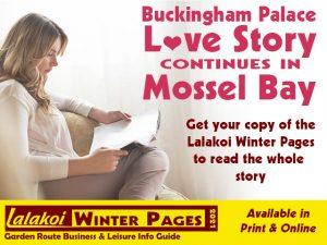 Buckingham Palace Love Story