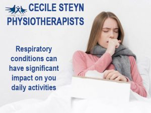 Cecile Steyn Physiotherapy Respiratory Conditions