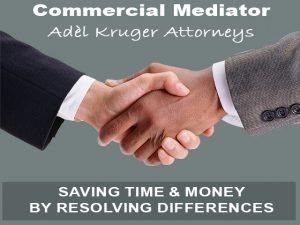 Commercial Mediator Adel Kruger