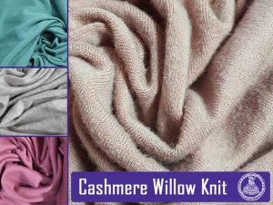 Fabric World Cashmere Willow Knit