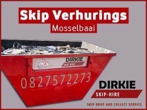 Skip Verhurings in Mosselbaai