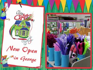 The Little Craft Shop George Now Open