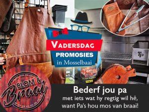 Vadersdag Promosie By Braaiwinkel