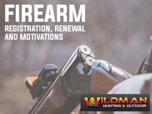Wildman George Firearm Motivations in George