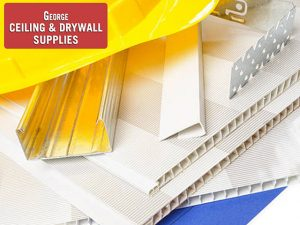 George Ceiling and Drywall-Supplies PVC Ceiling Supplies
