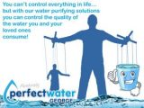 control the quality of Water APW