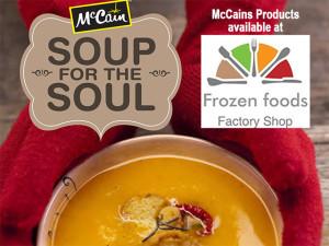 Frozen Foods Factory Shop George Lamb Soup Recipe