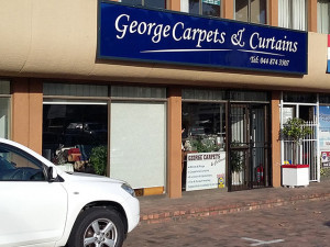 George Carpets and Curtains New Premises