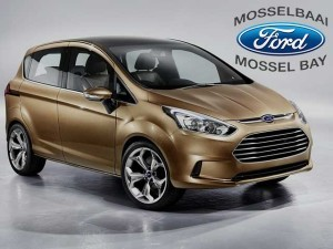 Ford B-MAX available at Mossel Bay Ford