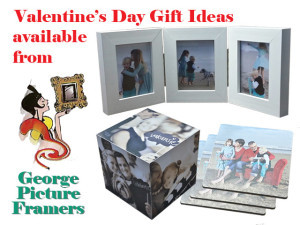 Valentine's Day Gifts from George Picture Framers