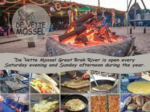 Enjoy Seafood at De Vette Mossel Great Brak River