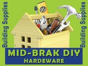 Building Supplies at Midbrak DIY Reebok Mossel Bay